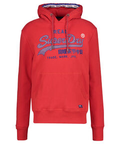 """Herren Sweatshirt mit Kapuze """"Vintage Logo Racer Hood"""""""