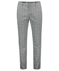 "Herren Chinohose ""Rob - Double Check"" Slim Fit"