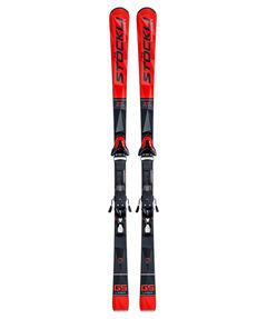 """Skier """"Laser GS"""" inkl. Bindung """"SRT Plate/SRT 12"""""""