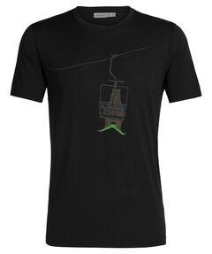 """Herren T-Shirt """"Tech Lite Short Sleeve Crewe Bear Lift"""""""
