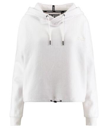 """Superdry - Damen Sweatshirt """"Ol Elite Crop Hoodie"""""""
