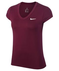"Damen Tennisshirt ""NikeCourt Dri-Fit Shortsleeve"" Kurzarm"