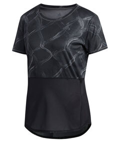 "Damen Laufshirt ""Own The Run"" Kurzarm"