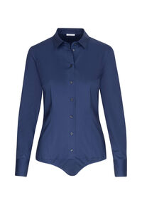 Damen Bluse Slim Fit