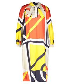 "Damen Kleid  ""D1. Colorblock Midi"""