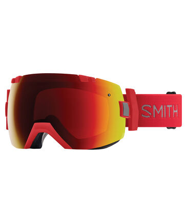 "Smith - Skibrille ""I/OX"" rise - ChromaPop Sun Red Mirror"