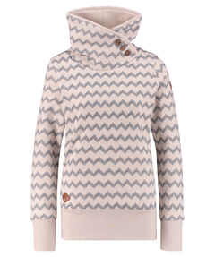"Damen Sweatshirt ""Angel Zig Zag"""
