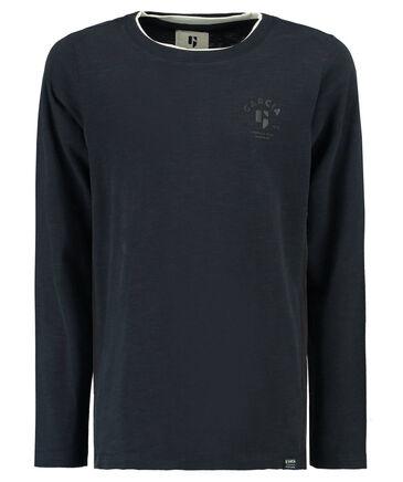 Garcia - Jungen Shirt Langarm