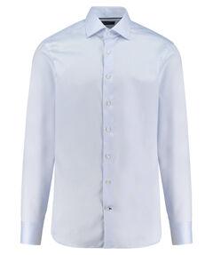 Herren Hemd  Tailored Fit Langarm