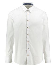Herren Freizeithemd Modern Fit Langarm