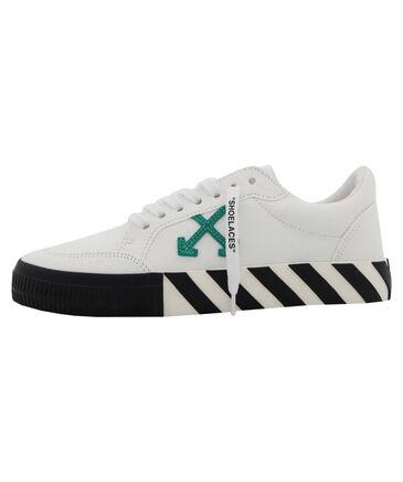 "Off-White - Herren Sneaker ""Low Vulcanized Canvas"""