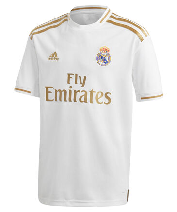 """adidas Performance - Jungen Fußballtrikot """"Real Madrid Heimtrikot"""" Kurzarm - Replica"""