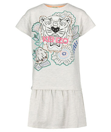 """Kenzo - Mädchen Kleid """"Tiger"""""""