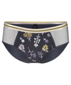 "Damen Slip ""Poetry Flower Hipster"""