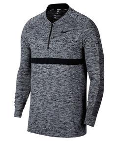 Herren Golf-Shirt Langarm