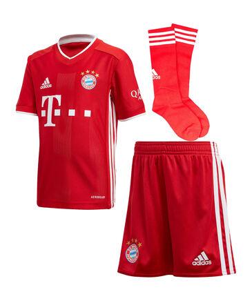 "adidas Performance - Kinder Trikot-Set ""FC Bayern München Mini-Kit"""