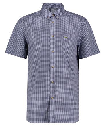 Lacoste - Herren Hemd Regular Fit Kurzarm