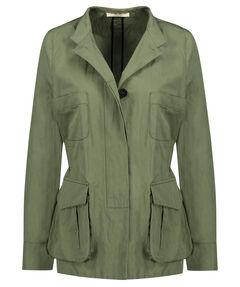 "Damen Jacke ""Memory Shape Cotton Jacket Verdigris"""