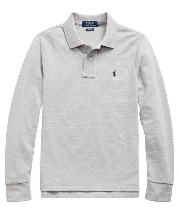 Polo Ralph Lauren Kids - Jungen Poloshirt Langarm Slim Fit
