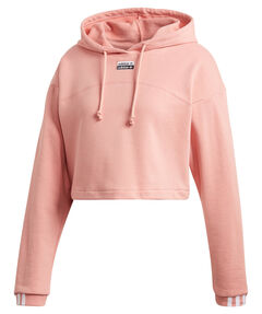 "Damen Sweatshirt mit Kapuze ""R.Y.V. Cropped Hoodie"""