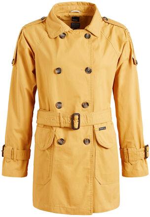 "khujo - Damen Trenchcoat ""Inessa"""