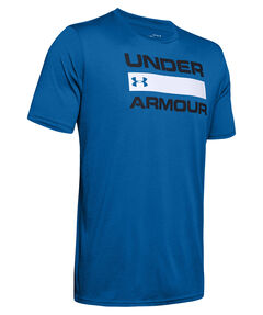 "Herren Trainingsshirt ""UA Team Issue Wordmark"" Kurzarm"