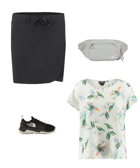 Outfit - Sommertag