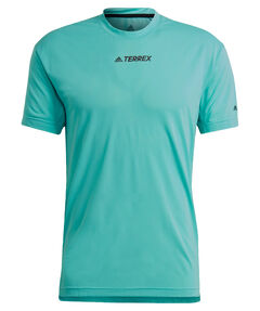 "Herren Laufshirt ""Parley Agravic Trail Running All-Around Tee"" Kurzarm"