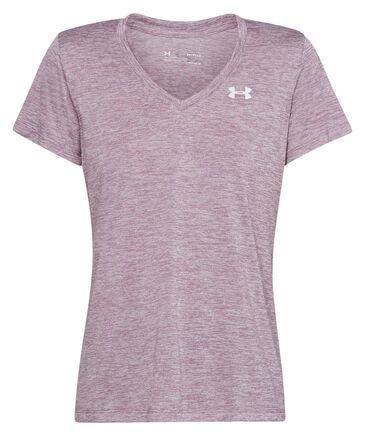 Under Armour - Damen Fitness-Shirt Kurzarm