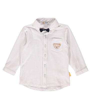 Steiff - Jungen Baby Hemd Langarm