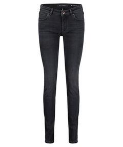 "Damen Jeans ""Lulea"" Mid Waist Slim Leg Slim Fit"
