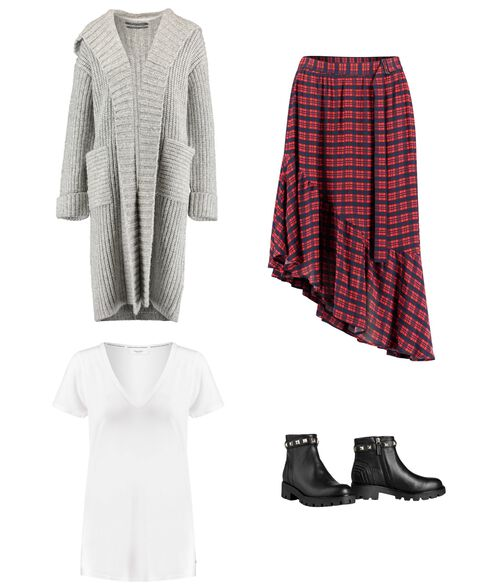 Outfit - Lumberjane