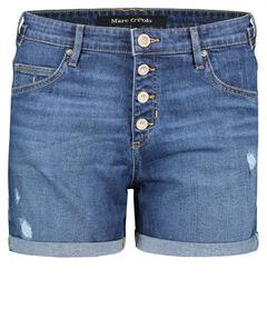 Damen Jeansbermudas Regular Fit