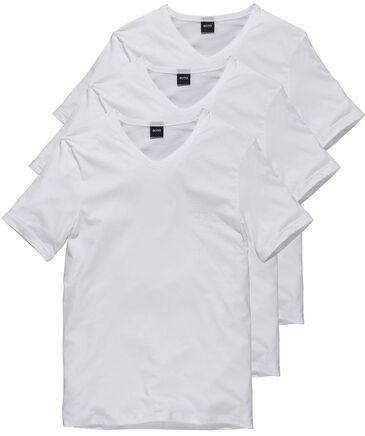 BOSS - Herren T-Shirt im Dreierpack