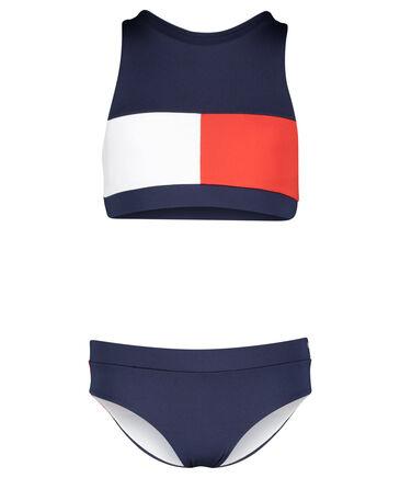 """Tommy Hilfiger - Mädchen Bikini """"Crop Top"""""""