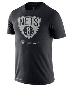 "Herren T-Shirt ""NBA Brooklyn Nets Logo"""