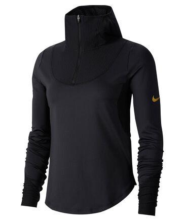 Nike - Damen Laufshirt Langarm