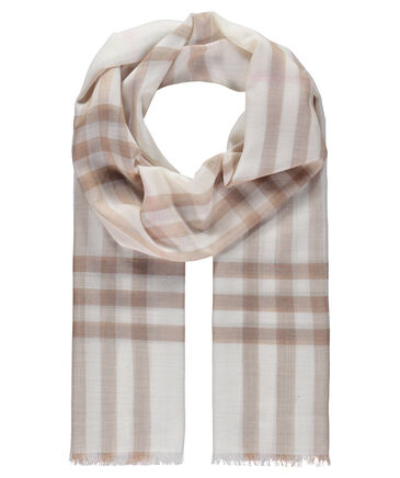 "Burberry - Damen Schal ""Giant Check Gauze Scarf"""
