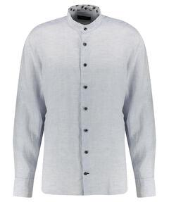 Herren Freizeithemd Tailored Fit Langarm