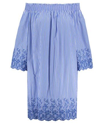 """Steffen Schraut - Damen Kleid """"Mary Summer Stripe"""" 3/4-Arm"""