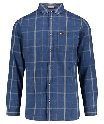 "Tommy Jeans - Herren Freizeithemd ""T JM Multi Check Shirt"" Regular Fit Langarm"