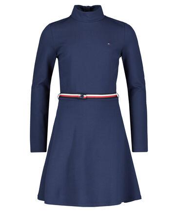 "Tommy Hilfiger - Mädchen Jerseykleid ""Essential Skater Dress"""