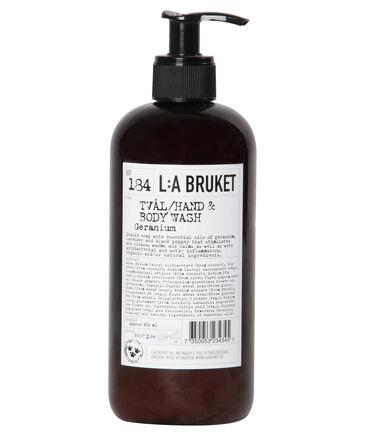 "L:A Bruket - entspr. 66,56€/1000ml - Inhalt: 450 ml Flüssigseife ""No.184"""