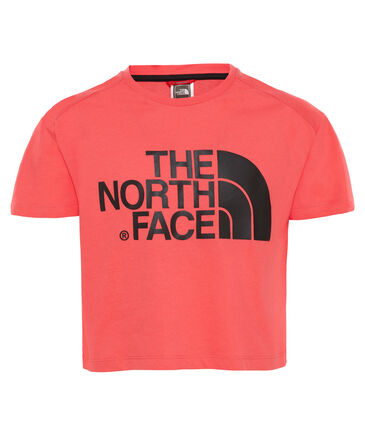 "The North Face - Mädchen T-Shirt ""Cropped"""