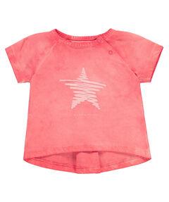 """Mädchen Baby T-Shirt """"Stern"""""""