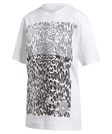 "adidas by Stella McCartney - Damen T-Shirt ""Cotton Graphic Tee"""