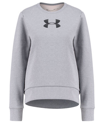"Under Armour - Damen Sweatshirt ""Originators Fleece Crew Logo"""