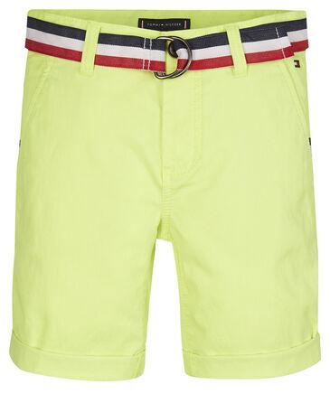 "Tommy Hilfiger - Jungen Shorts ""Essential Belted Chino"""