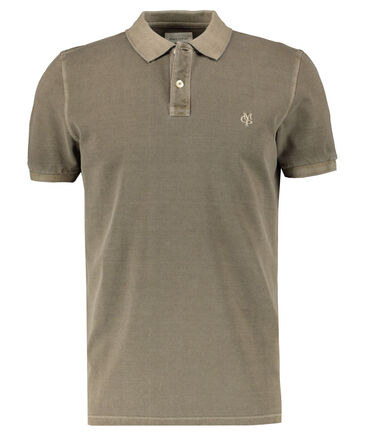 Marc O'Polo - Herren Poloshirt Regular Fit Kurzarm
