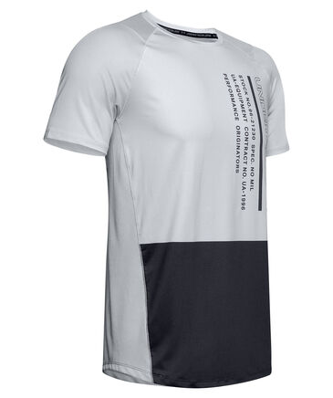 "Under Armour - Herren Trainingsshirt ""MK1 SS Colorblock"""